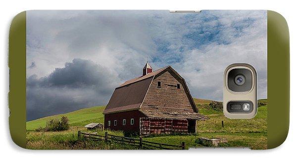 Rustic Barn Palouse Washington Galaxy S7 Case