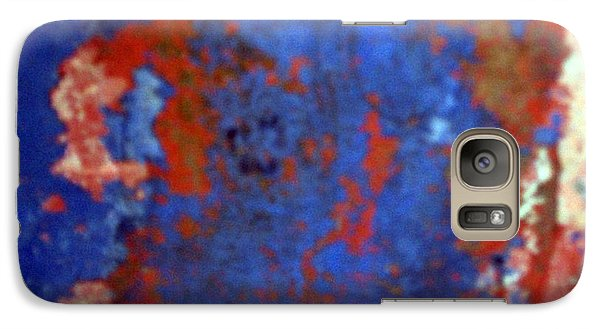 Galaxy Case featuring the photograph Rusty Thing by Lola Connelly
