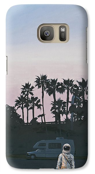 Galaxy S7 Case - Rv Dusk by Scott Listfield