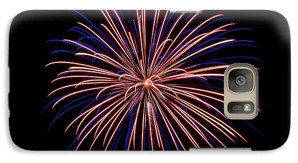 Rvr Fireworks 48 Galaxy S7 Case
