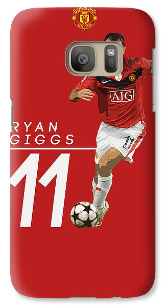 Ryan Giggs Galaxy S7 Case