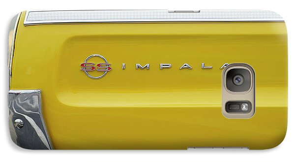 Galaxy Case featuring the photograph S S Impala by Mike McGlothlen