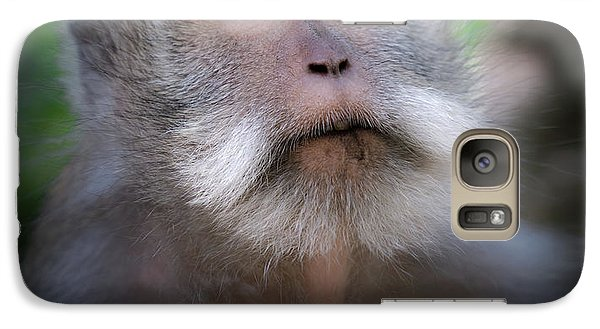 Sacred Monkey Forest Sanctuary Galaxy S7 Case by Larry Marshall