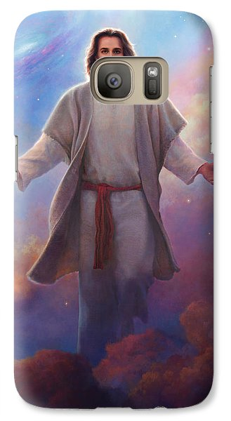 Sacred Space Galaxy S7 Case by Greg Olsen
