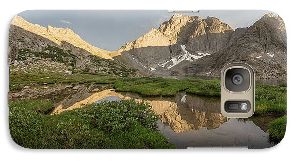 Galaxy Case featuring the photograph Sacred Temple by Dustin LeFevre