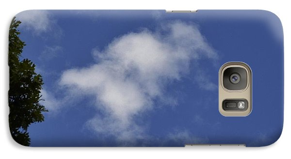 Galaxy Case featuring the photograph Sad Witch by James McAdams