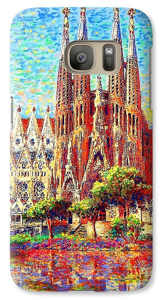 Sagrada Familia Galaxy S7 Case
