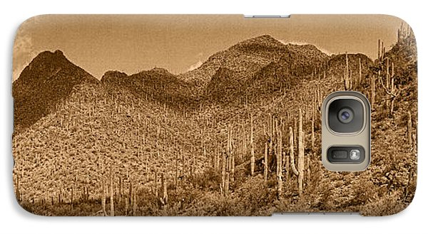 Saguaro Hillsides Tint  Galaxy S7 Case
