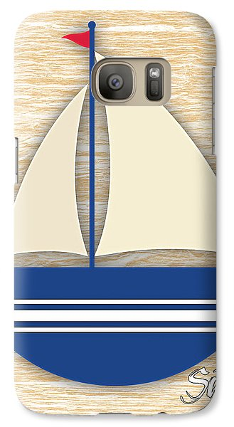 Sailing Collection Galaxy S7 Case
