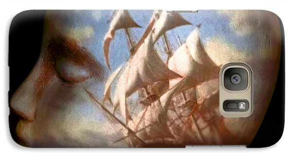 Galaxy Case featuring the photograph Sailing by Jeff  Gettis