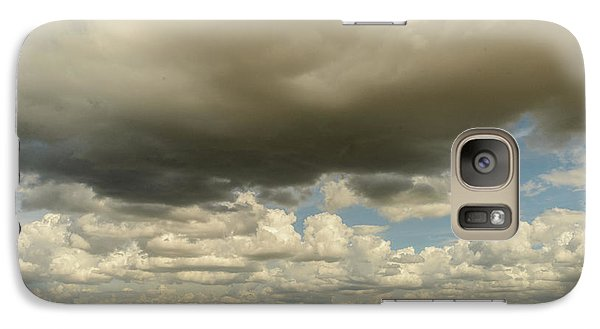 Galaxy Case featuring the photograph Sailing The Irrawaddy by Werner Padarin