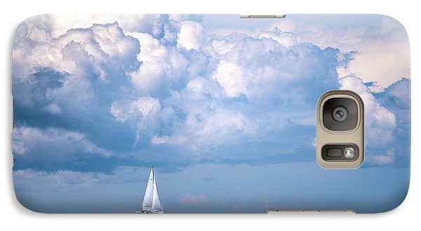 Sailing Under The Clouds Galaxy S7 Case