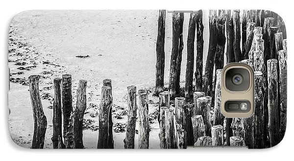 Galaxy Case featuring the photograph Saint Malo by Delphimages Photo Creations
