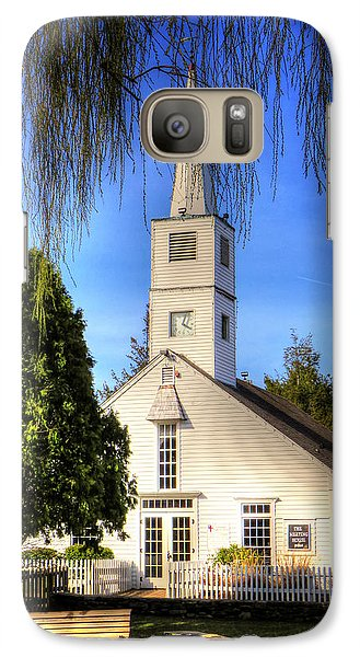 Galaxy Case featuring the photograph Saint Mathais Angelican Church by Tom Prendergast