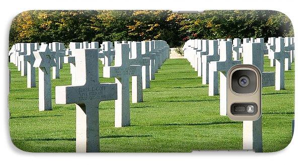 Saint Mihiel American Cemetery Galaxy S7 Case