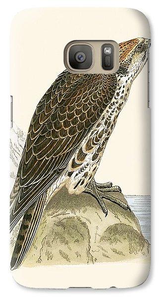 Saker Falcon Galaxy Case by English School