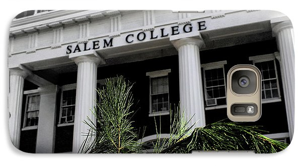 Galaxy Case featuring the photograph Salem College by Jessica Brawley