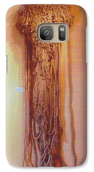 Galaxy Case featuring the sculpture Salome by Bernard Goodman