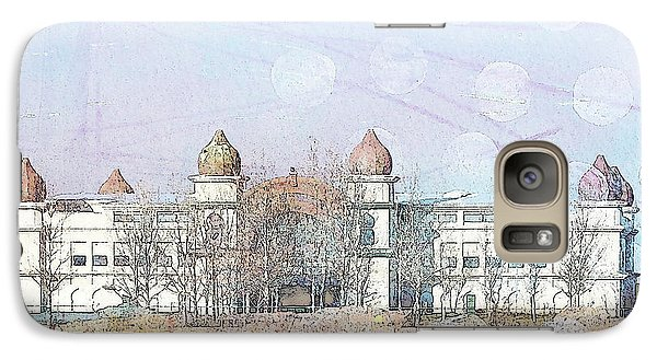 Galaxy Case featuring the photograph Salt Air by Cynthia Powell