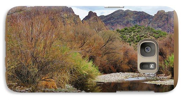 Salt River Pebble Beach Galaxy S7 Case