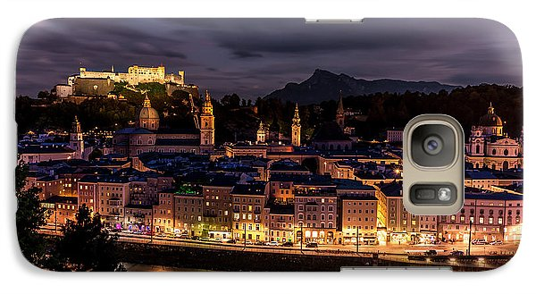 Galaxy Case featuring the photograph Salzburg Austria by David Morefield