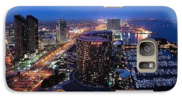 San Diego Bay Galaxy S7 Case