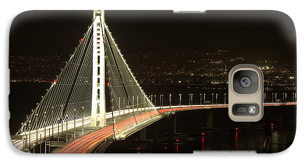 San Francisco Bay Bridge New East Span Galaxy S7 Case