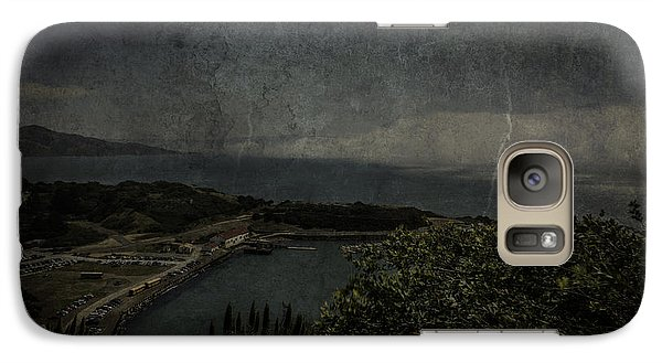 Galaxy Case featuring the photograph San Francisco Bay by Ryan Photography