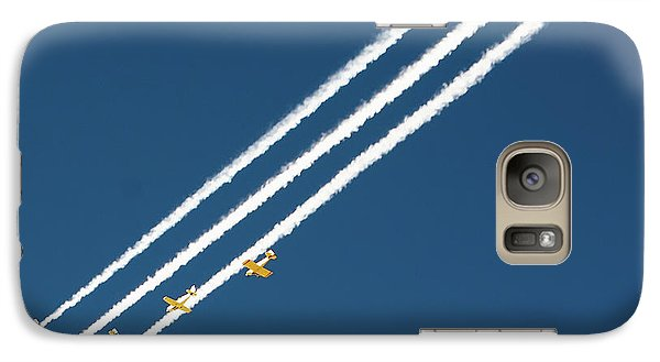 Galaxy Case featuring the photograph San Juan Aces by Kevin Munro