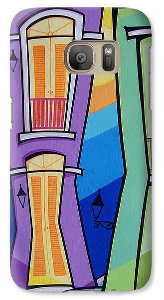San Juan Alegre-4 Galaxy S7 Case
