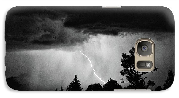 Galaxy Case featuring the photograph San Juan Strike by Kevin Munro