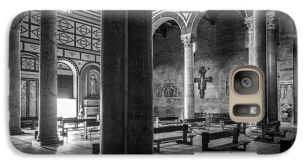 Galaxy Case featuring the photograph San Miniato Al Monte by Sonny Marcyan