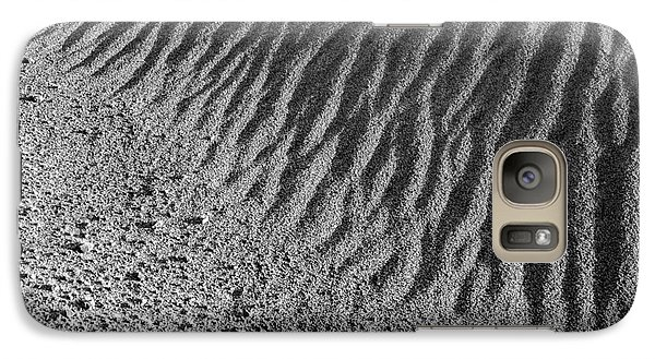 Galaxy Case featuring the photograph Sand Art I by Alexander Kunz