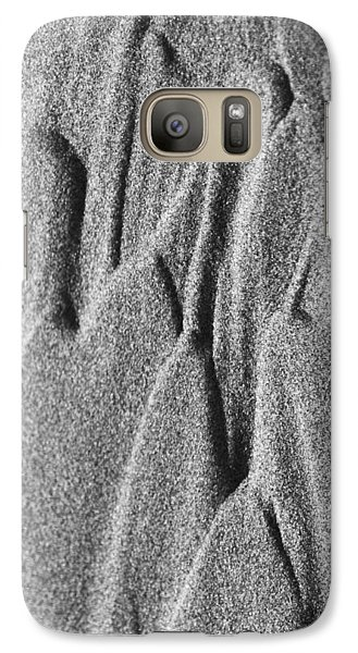 Galaxy Case featuring the photograph Sand Castle by Yulia Kazansky