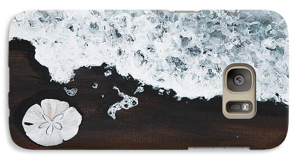 Sand Dollar Galaxy S7 Case