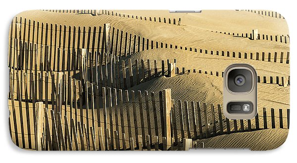 Sand Dunes Of The Outer Banks Galaxy S7 Case