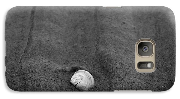 Galaxy Case featuring the photograph Sandlines by Jouko Lehto