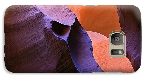 Desert Galaxy S7 Case - Sandstone Apparition by Mike  Dawson