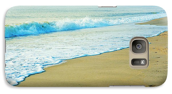 Sandy Hook Beach, New Jersey, Usa Galaxy S7 Case
