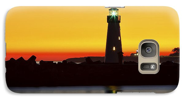 Santa Cruz Lighthouses Galaxy S7 Case