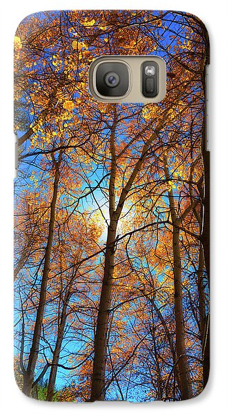 Galaxy Case featuring the photograph Santa Fe Beauty II by Stephen Anderson