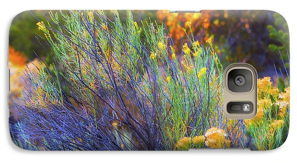 Galaxy Case featuring the photograph Santa Fe Beauty by Stephen Anderson