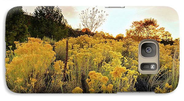 Galaxy Case featuring the photograph Santa Fe Magic by Stephen Anderson