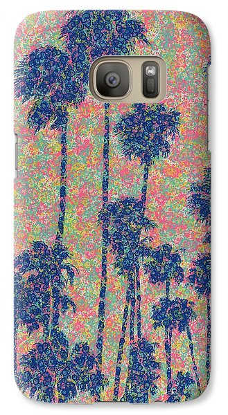 Santa Monica Galaxy S7 Case