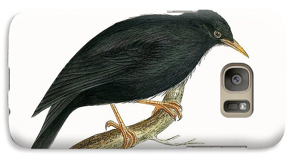 Sardinian Starling Galaxy Case by English School