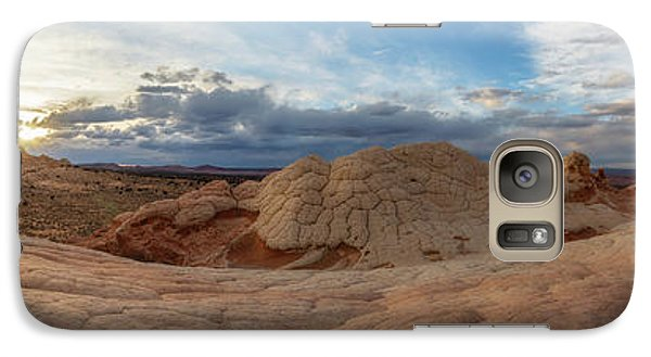 Galaxy Case featuring the photograph Savor The Solitude by Dustin LeFevre