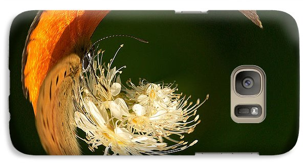 Galaxy Case featuring the photograph Scarce Copper 4 by Jouko Lehto