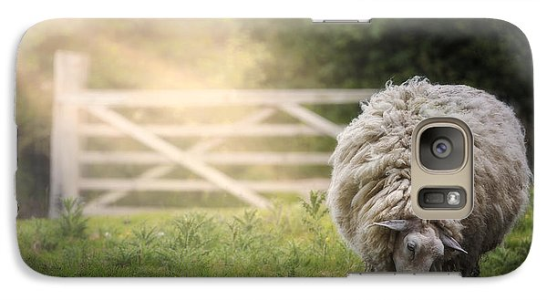 Sheep Galaxy S7 Case