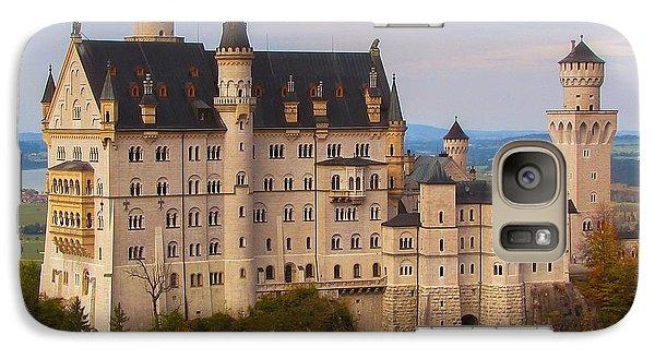 Galaxy Case featuring the photograph Schloss Neuschwanstein by Franziskus Pfleghart