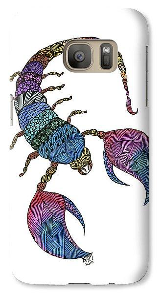 Scorpio Galaxy S7 Case